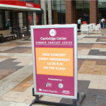 Free Concerts in Kendall Square