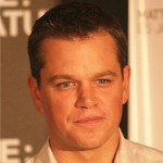 Cambridge's Matt Damon Sets an Example