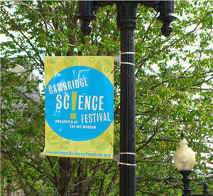 Cambridge Science Festival – Science is Everywhere