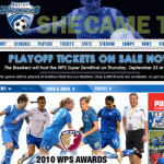 Boston Breakers Hosting Playoffs at Harvard
