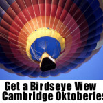 Fly High at Oktoberfest in Cambridge Massachusetts