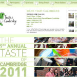 Taste of Cambridge Goes Green