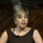 Lady Gaga Makes a Stand at Harvard