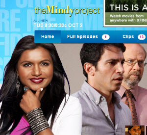 Cambridge's Mindy Kaling's New Show