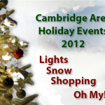 Cambridge Area Holiday Events 2012