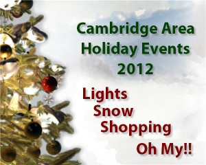 cambridge mass holiday events