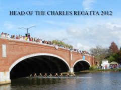 Cambridge Head of the Charles 2013 – Business As Usual
