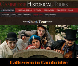 Cambridge Ghost Tour